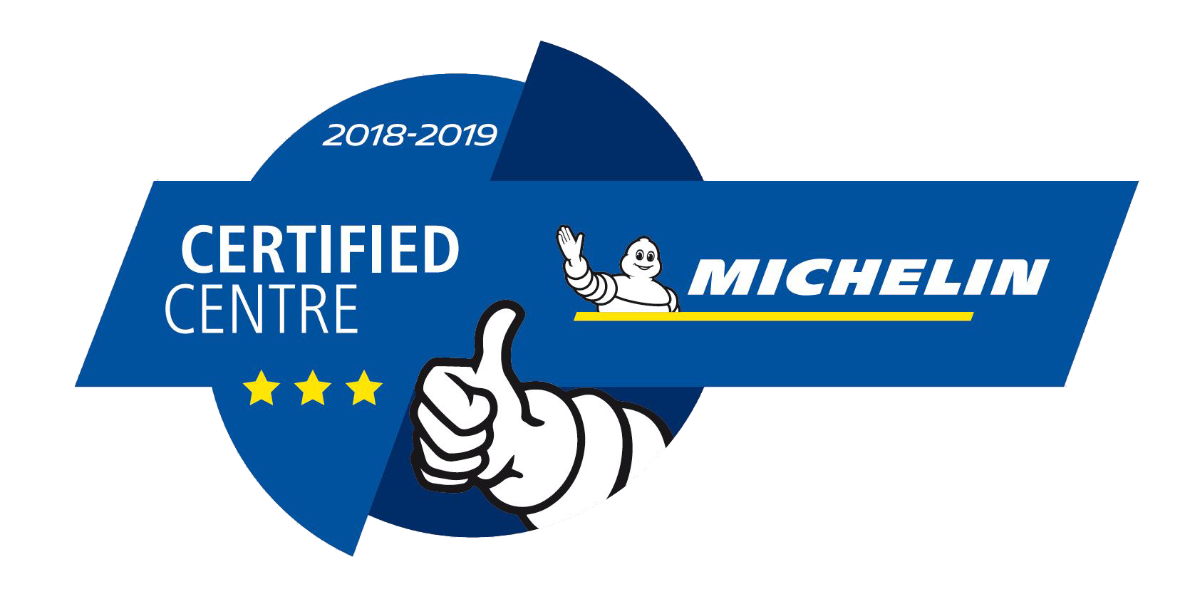 Michelin certified center